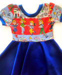 Hopscotch Twirl Dress