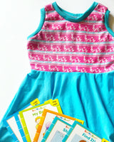 Story Time Twirl Dress