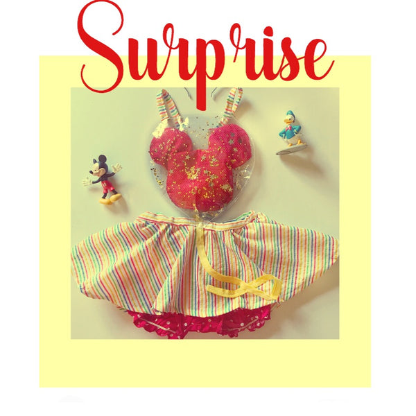 Surprise Balloon Romper