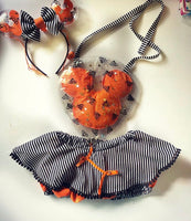 Halloween Balloon Romper