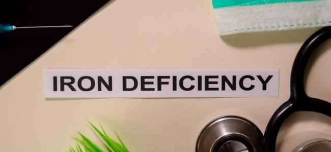 4 Signs of Iron Deficiency