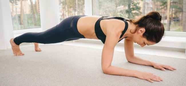 Cardio Yoga Exercises To Do At Home