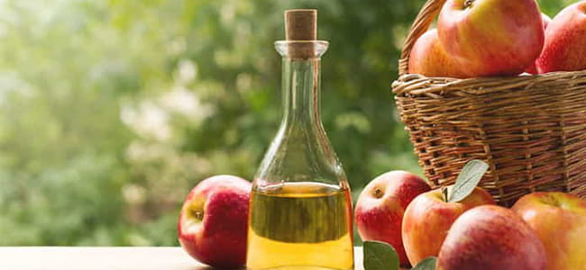 4 Health Benefits of Apple Cider Vinegar