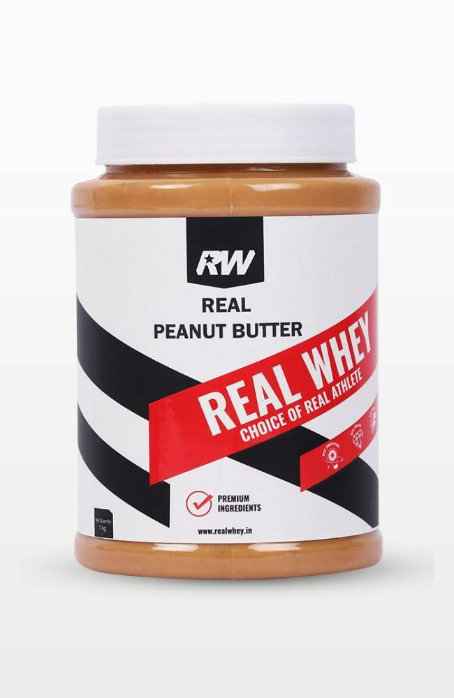 Real Peanut Butter - Real Whey