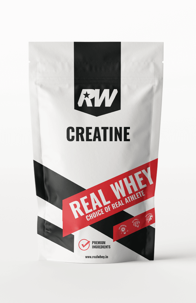 Creatine Monohydrate - Real Whey