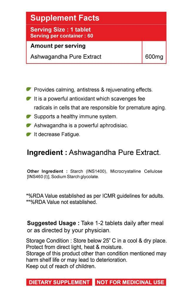 Real Ashwagandha - Real Whey