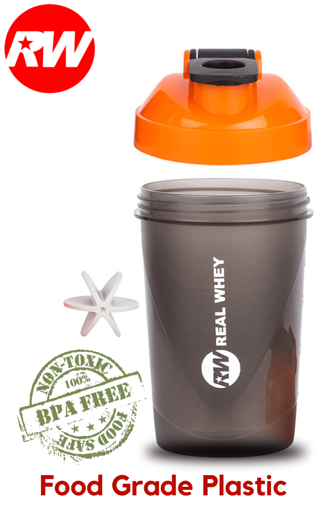 Real Whey Protein Shaker - Real Whey