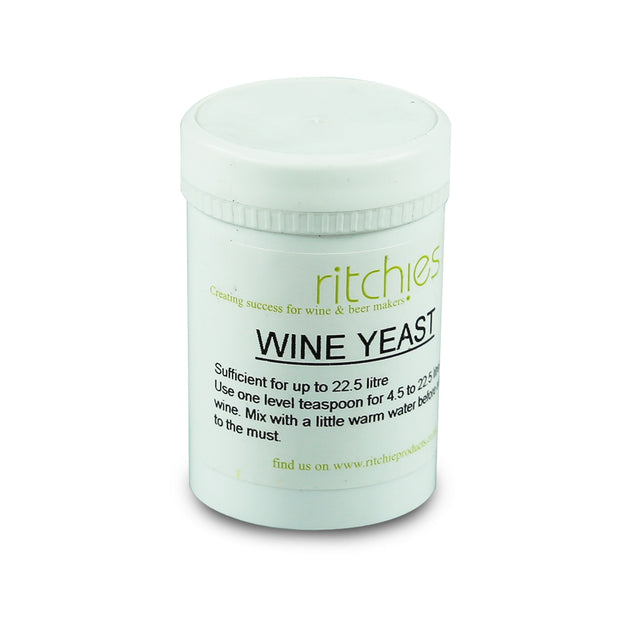 Wine Yeast 50g - Brew2Bottle Home Brew