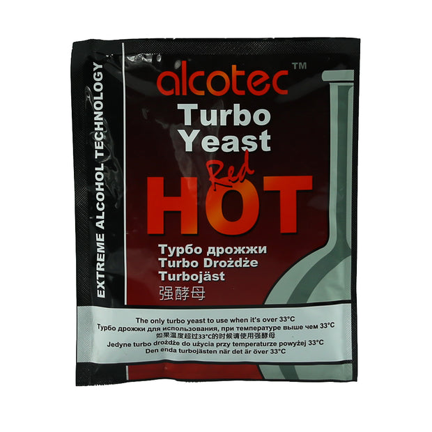 Alcotec Turbo Yeasts - Brew2Bottle Home Brew
