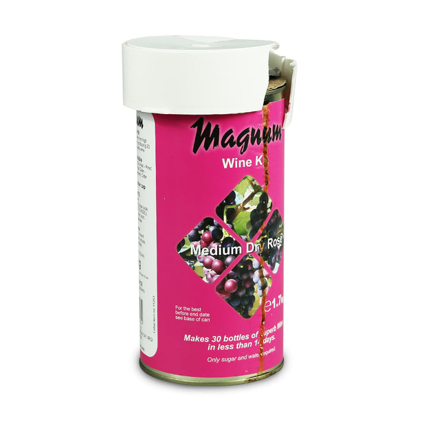 Magnum Dry Rose Wine Kit. - Brew2Bottle Home Brew