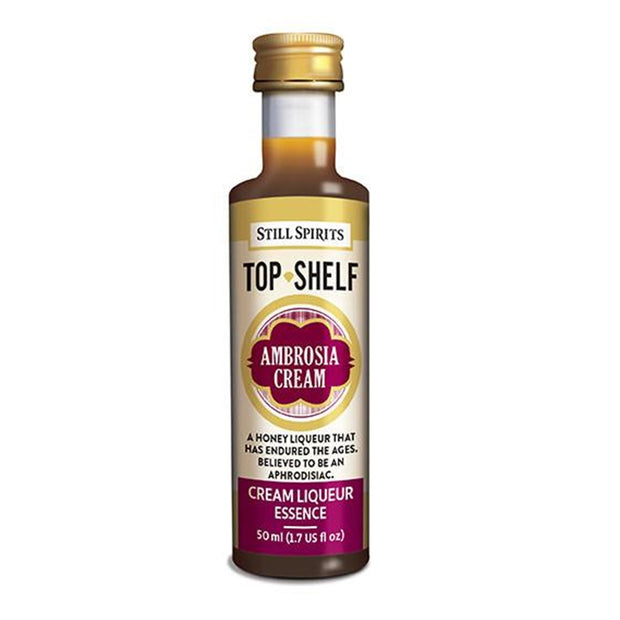 Still Spirits Top Shelf Cream Liqueur Flavouring - Brew2Bottle Home Brew