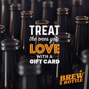 Brew2Bottle Gift Cards