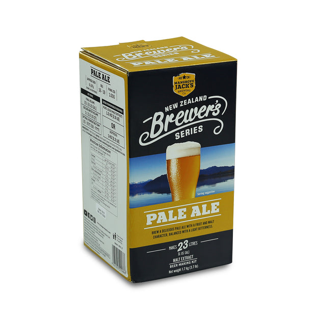 Mangrove Jacks Brewers Series 40 Pint Pale Ale - Brew2Bottle Home Brew