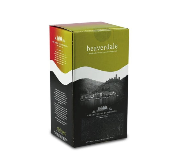 Beaverdale 4.5l 6 Bottle White Wine Kit - Chardonnay - Brew2Bottle Home Brew
