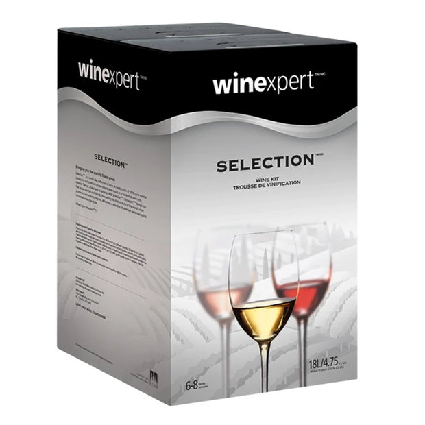 Winexpert Selection International - Californian Sauvignon Blanc - Brew2Bottle Home Brew