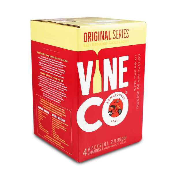 Vine Co Original 30 Bottle Italian Sangiovese - Brew2Bottle Home Brew