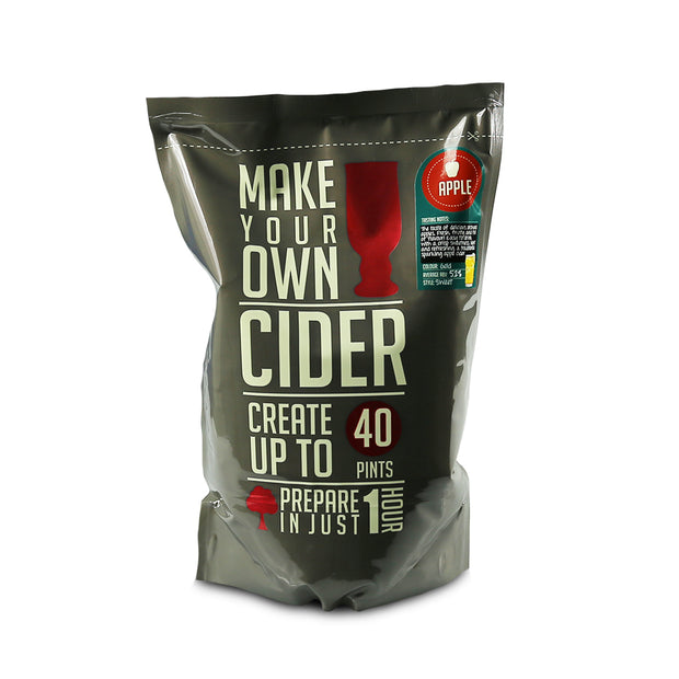 Make Your Own 40 Pint Cider Kits - Brew2Bottle Home Brew