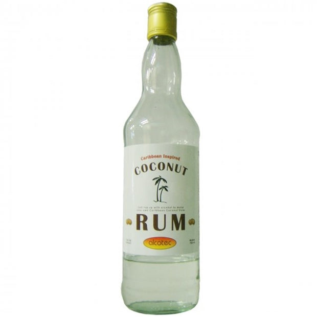 Alcotec 700ml Top Up Liqueur Flavouring - Coconut Rum - Brew2Bottle Home Brew