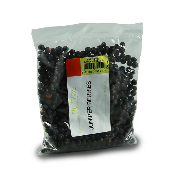 Ritchies Juniper Berries - 100g - Brew2Bottle Home Brew
