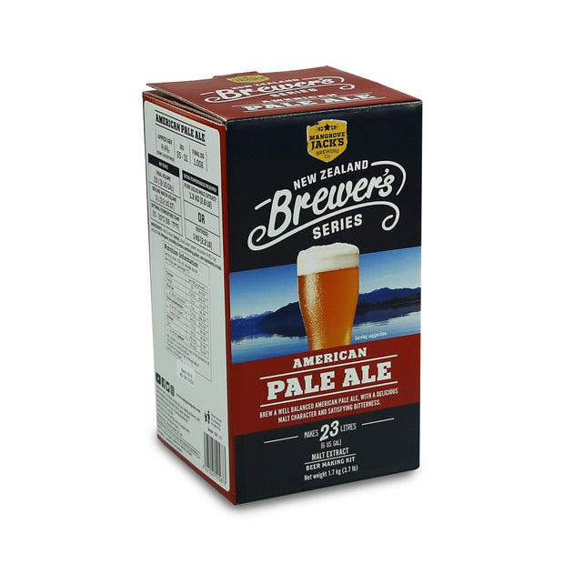 Mangrove Jacks Brewers Series 40 Pint American Pale Ale - Brew2Bottle Home Brew