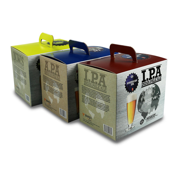 Youngs Premium American Boxed 30-40 Pint Beer Kits
