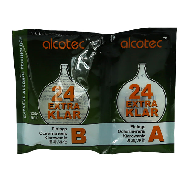 Alcotec 24 ExtraKlar - 24 Hour - Brew2Bottle Home Brew