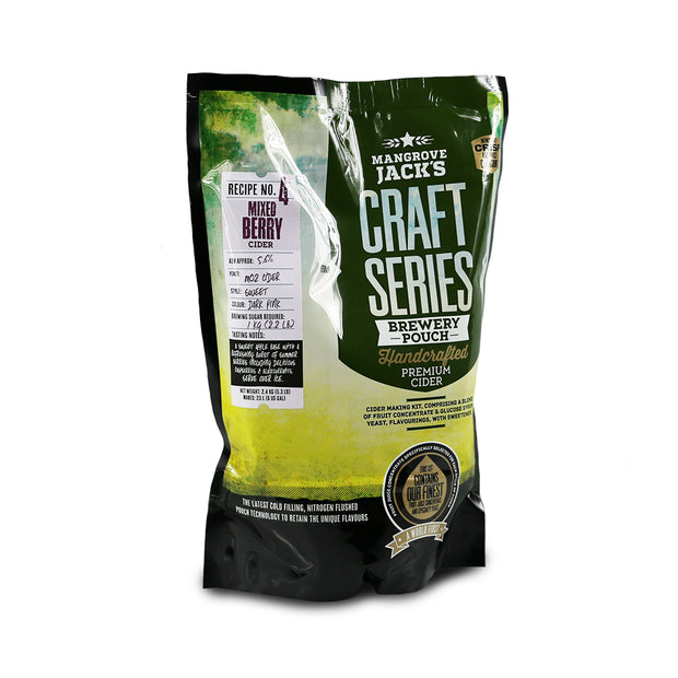Mangrove Jacks Craft Series Cider Kits - Brew2Bottle Home Brew
