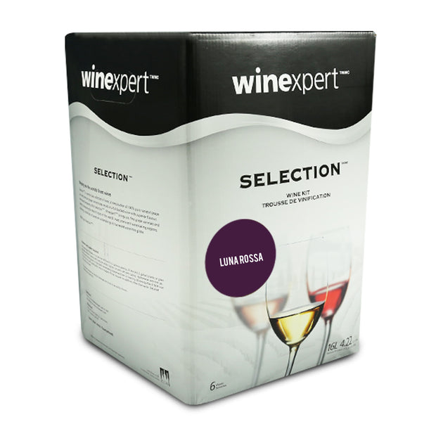 Winexpert Selection International - Luna Rossa - Brew2Bottle Home Brew