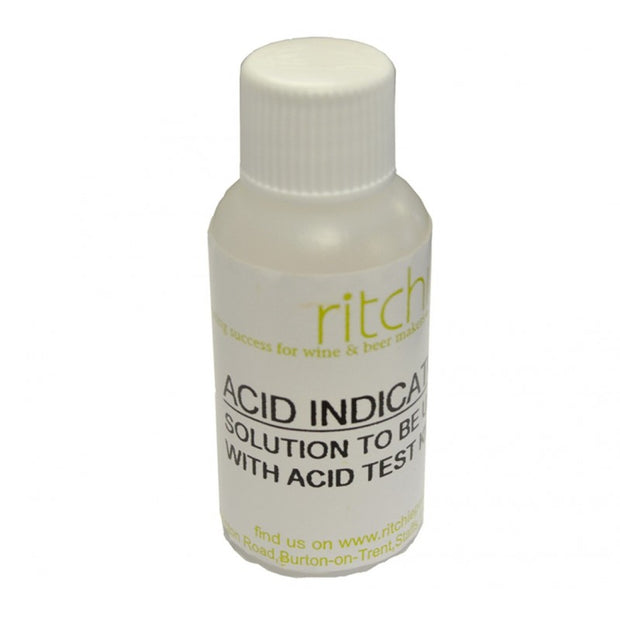 Acid Indication Solution - Brew2Bottle Home Brew