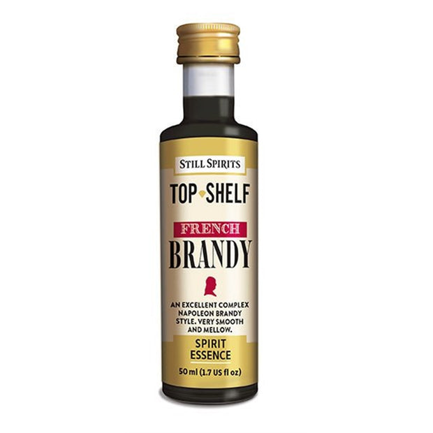Still Spirits Top Shelf Spirits Flavouring - French Brandy - Brew2Bottle Home Brew