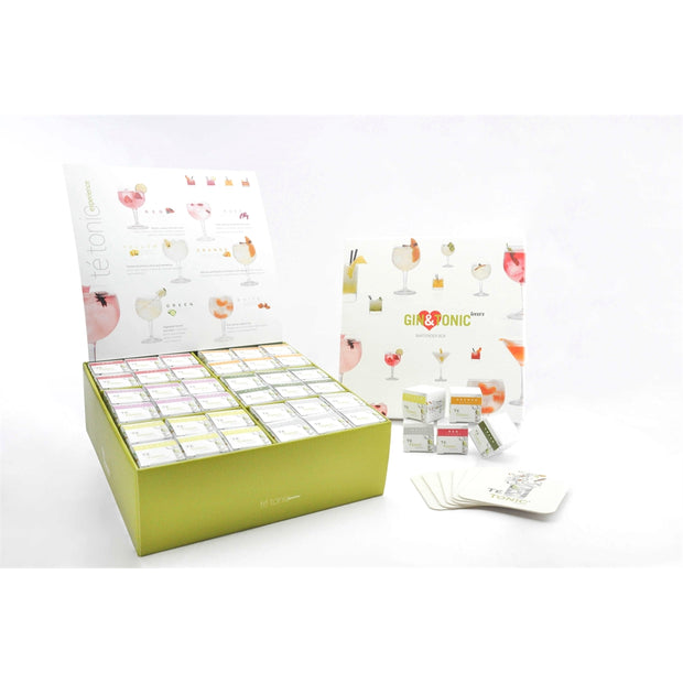 Te Tonic Gin Lover Infusion Gift Sets
