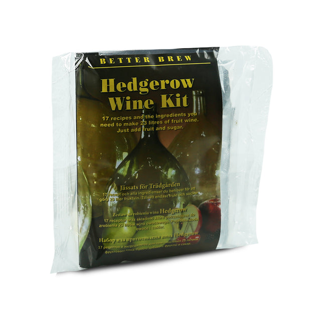 Better Brew Hedgerow Wine Kit 23L - Brew2Bottle Home Brew