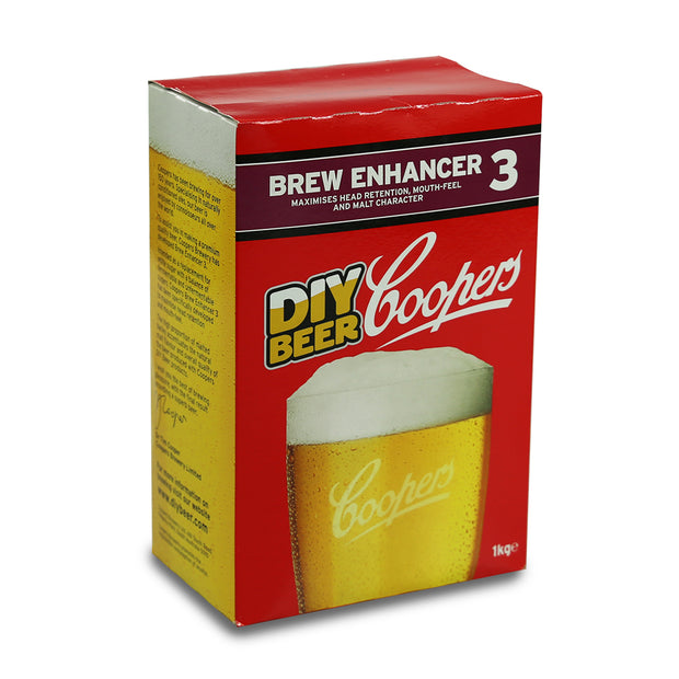 Coopers Brew Enhancer 3 - Brew2Bottle Home Brew