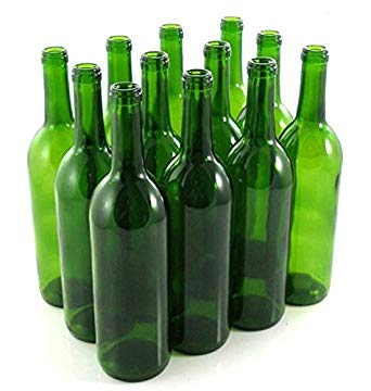 Green 37.5cl Wine Bottle (20 Pack) - Brew2Bottle Home Brew