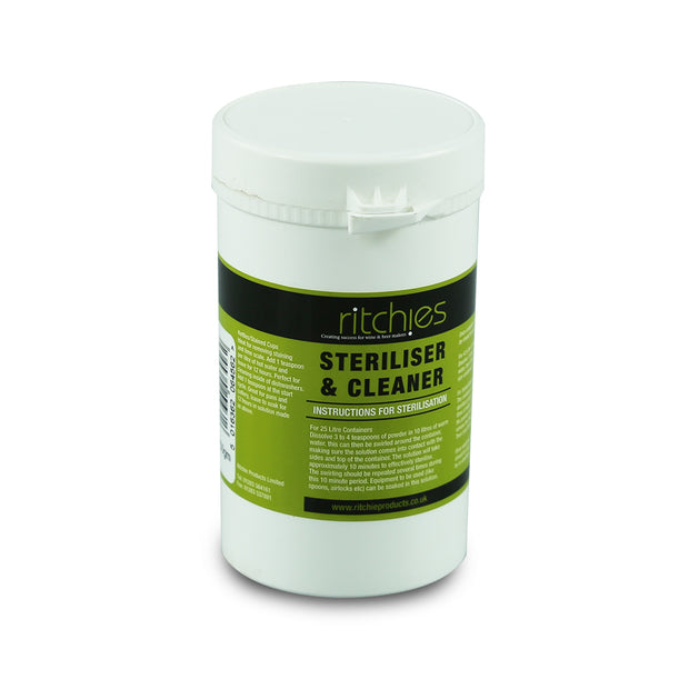Ritchie Steriliser 250g - Brew2Bottle Home Brew