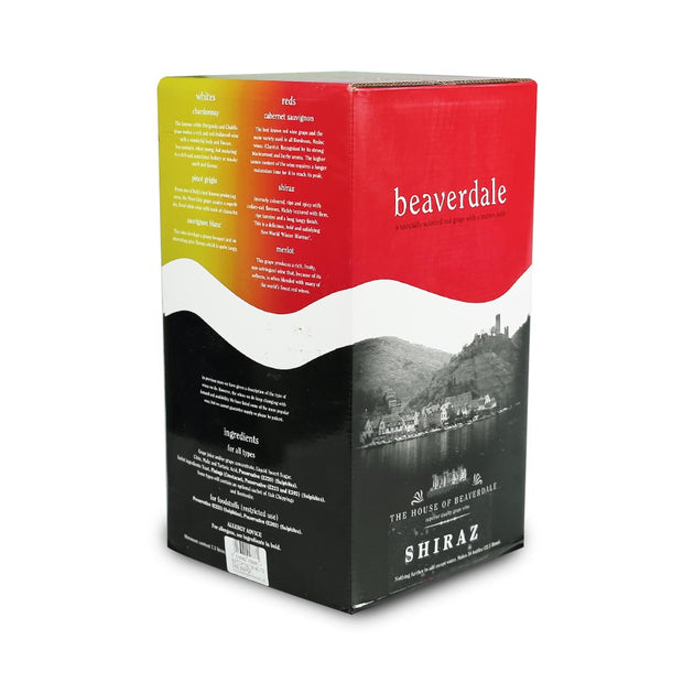 Beaverdale 23l 30 Bottle Wine Kits - Brew2Bottle Home Brew