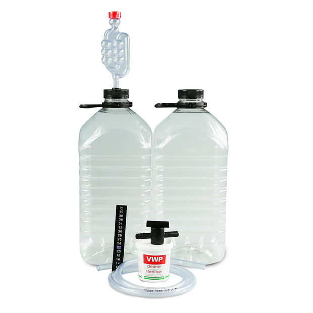 Brew2Bottle 5L PET Demijohn Bundle - Brew2Bottle Home Brew