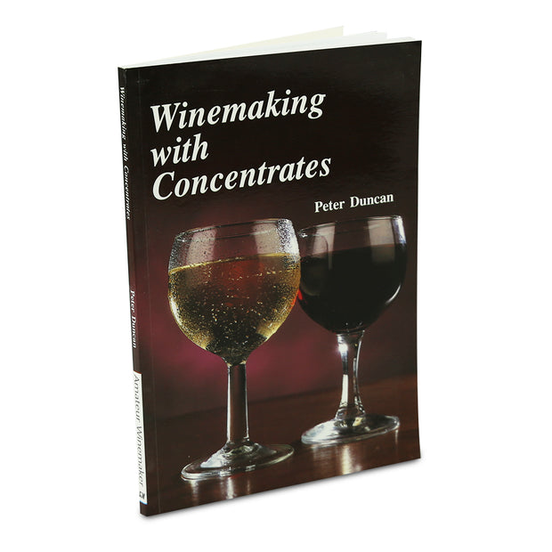 Making Wine with Concentrates