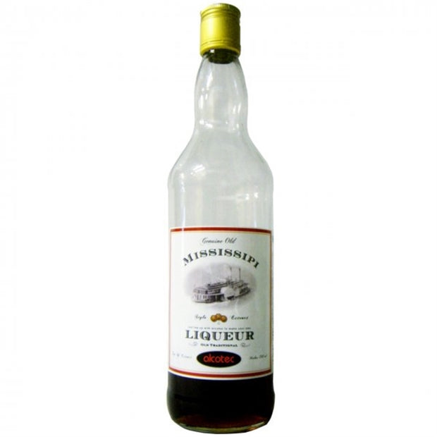 Alcotec 700ml Top Up Liqueur Flavouring - Mississippi Rum - Brew2Bottle Home Brew