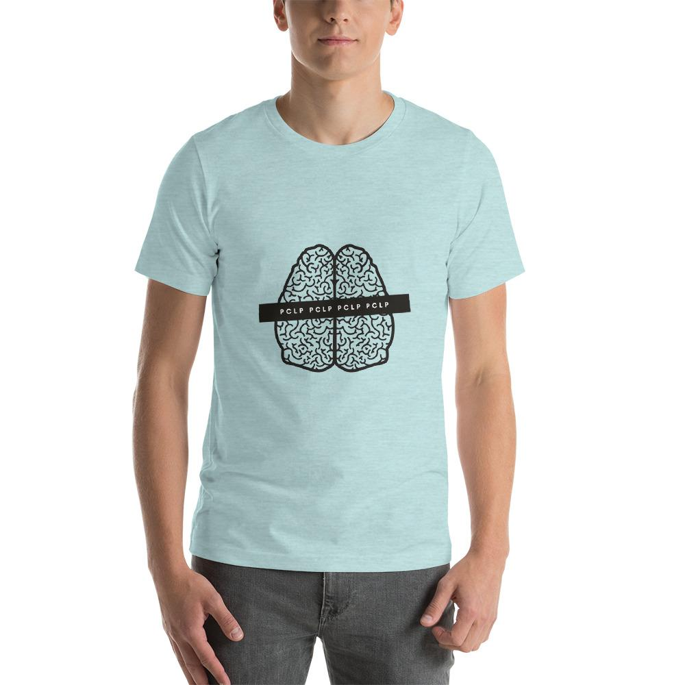 brain Short-Sleeve Unisex T-Shirt is everything you've dreamed,  Christmas gift - HypeLooks