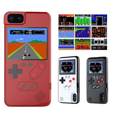 Color Gaming Phone Case for iPhone, mobile phone case screens are colored, - HypeLooks