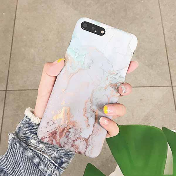 Fashion Marble Funky Marble Abstract Background Designer Printed Hard Back Case and Cover for mobile phone - HypeLooks