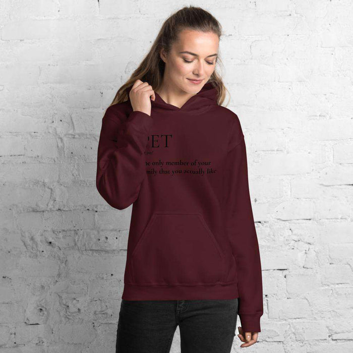 H& Unisex Long Sleeve Hoodies Pocket Sweatshirts Pullover Hoodie - HypeLooks