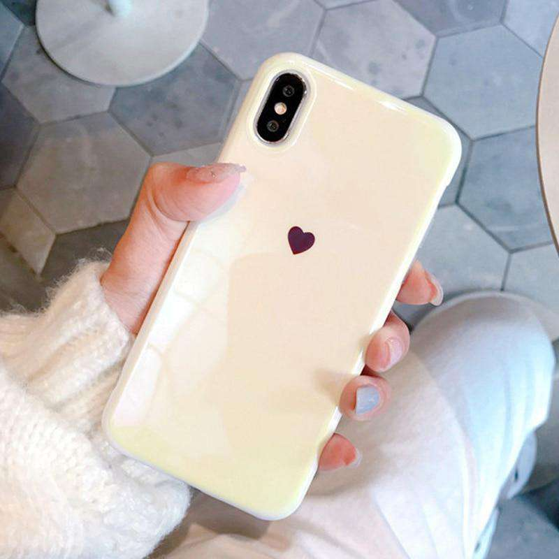 Heart Texture 3D Printed Hard Back Case Mobile Cover for iPhone 7 Plus Case iPhone 8 Plus Case - HypeLooks