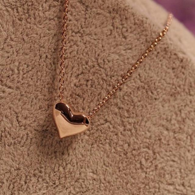 Heart Love Heart pendant Locket Necklace Birthday Gifts for Girls Boys - HypeLooks
