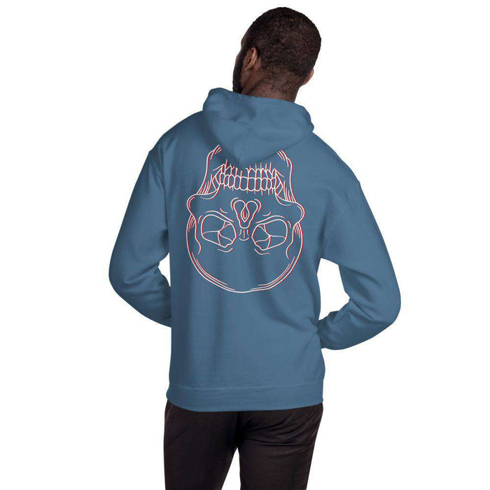 It means yes Unisex Hoodie  Men's Heavy Blend Fleece Hooded Sweatshirt - HypeLooks