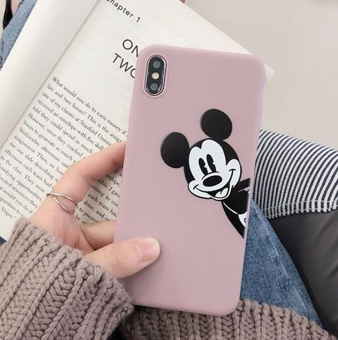 Mickey iessential mickey mouse Designer Printed Back Case Cover for Iphone 6/7/8plus - HypeLooks