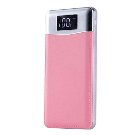 Mini Portable 10000mAh Mini Power Bank 10000mAh Small External Battery Charger Dual USB Portable Powerbank 10000mAh Fire for Phone - HypeLooks