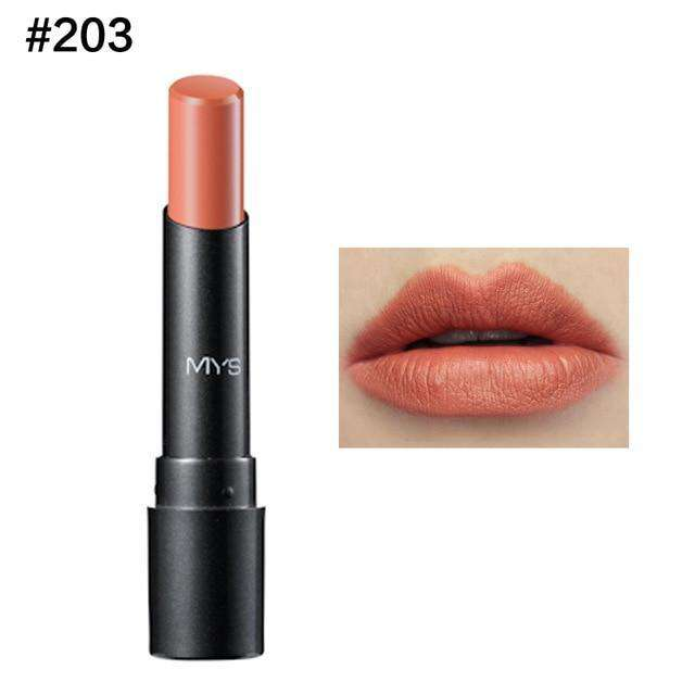 MYS brand beauty twig   matte lipstick long lasting tint lips cosmetics lip gloss - HypeLooks
