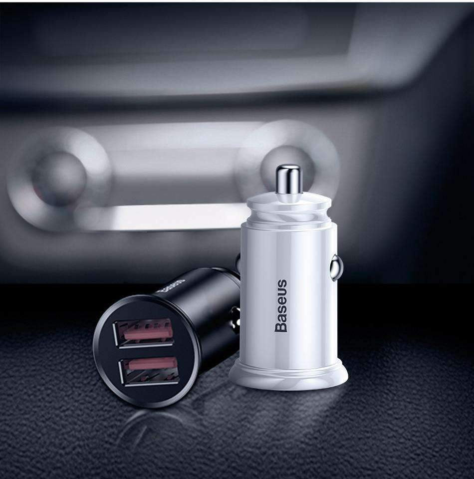 Quick Charge Car Charger - HypeLooks
